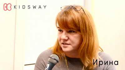 Видеоотзыв о компании KidsWay для автонянь